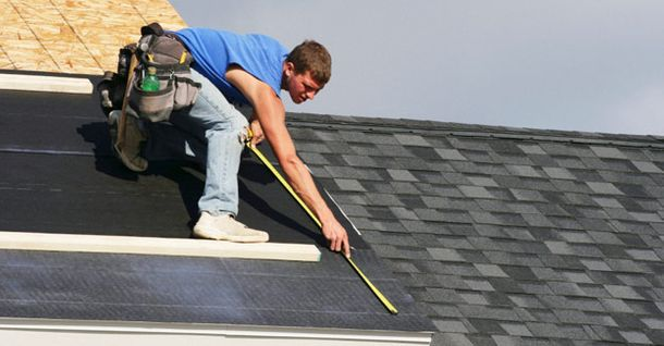 Measuring Roof